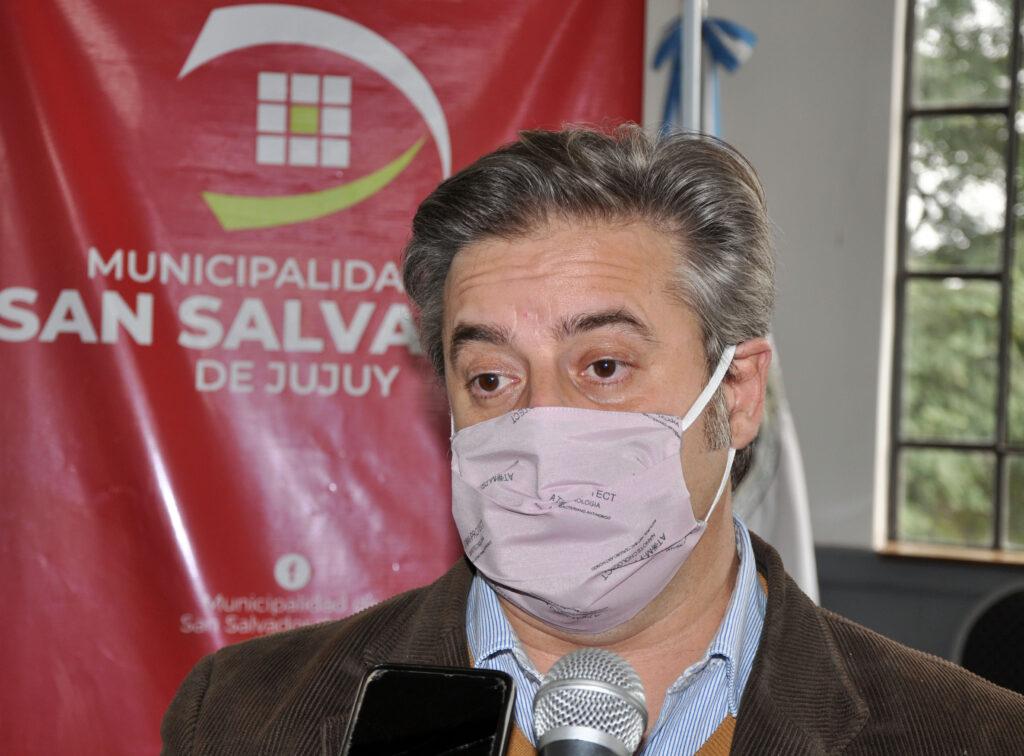 Gastón Millón, secretario de Gobierno Municipal